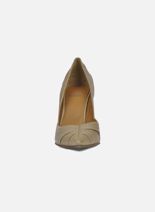 Høje hæle Michel Perry Nemesis Beige se skoene på