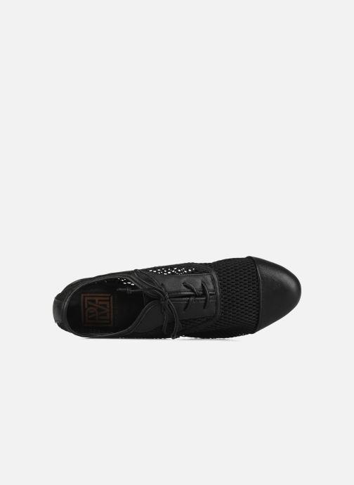 Pour La Morina À Chaussures Victoire Lacets Black odBWQCxre