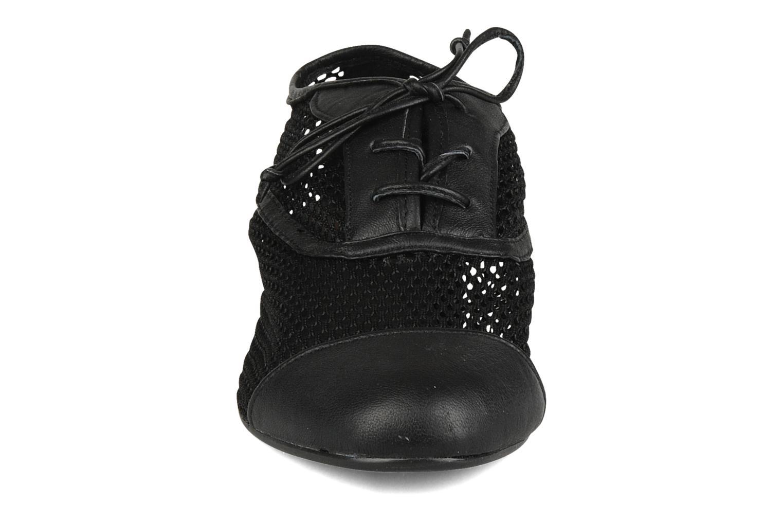 Chaussures à lacets Pour La Victoire Morina Noir vue portées chaussures