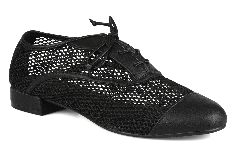 Chaussures à lacets Pour La Victoire Morina Noir vue détail/paire