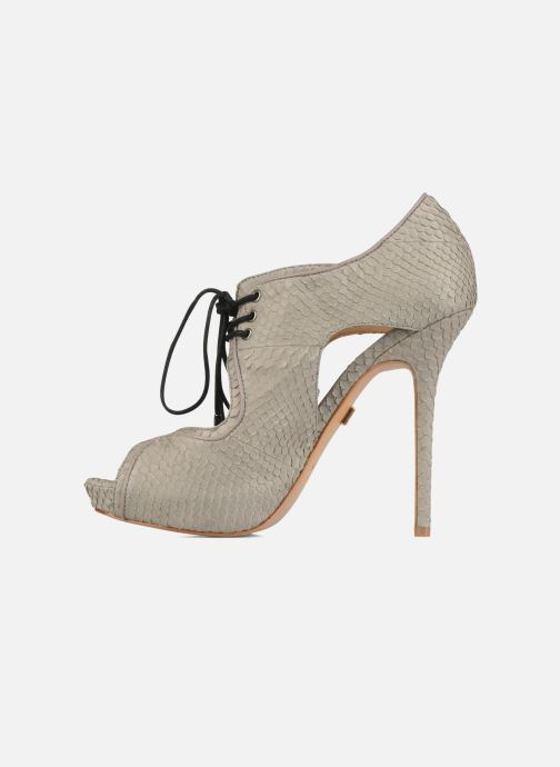 Sandales et nu-pieds Pour La Victoire Rima Gris vue face