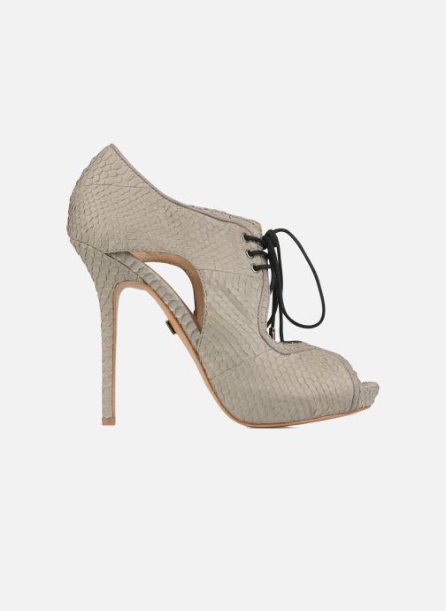 Sandales et nu-pieds Pour La Victoire Rima Gris vue derrière