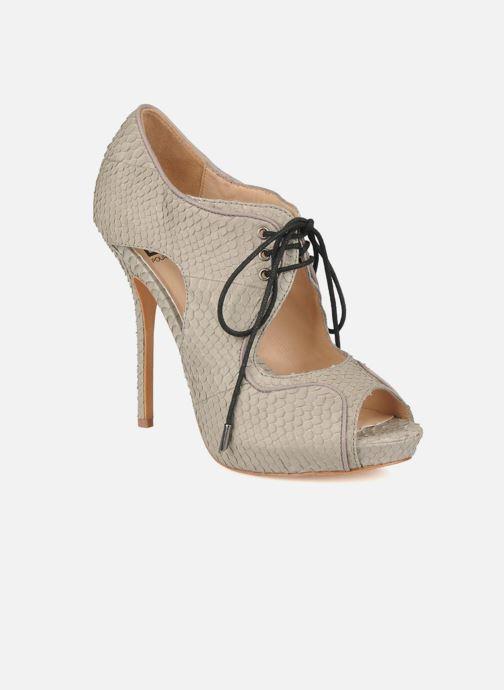 Sandales et nu-pieds Pour La Victoire Rima Gris vue détail/paire