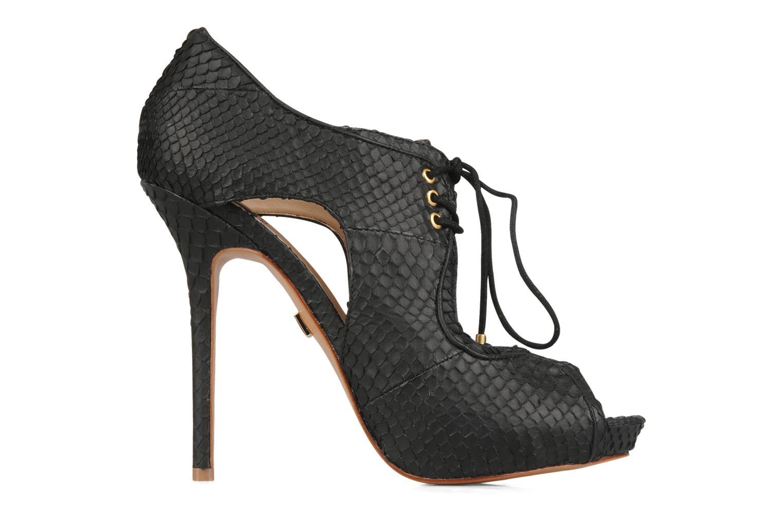 Sandales et nu-pieds Pour La Victoire Rima Noir vue derrière