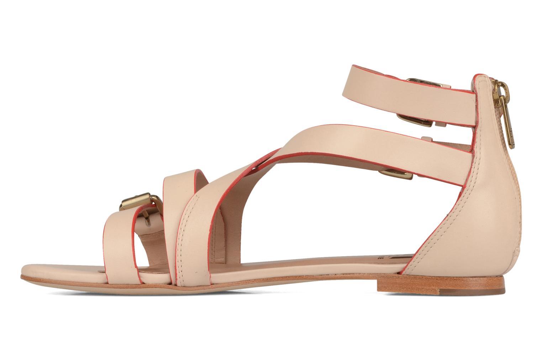 Sandalen Pour La Victoire Bryn beige ansicht von vorne