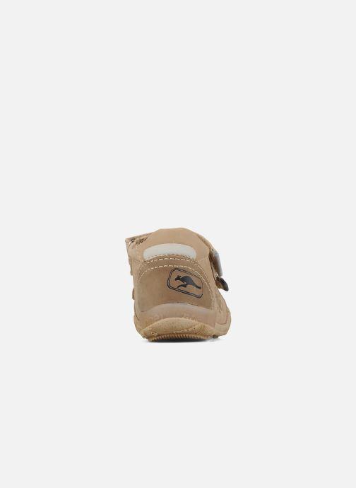 Bottines et boots Noël Mini ring Marron vue droite
