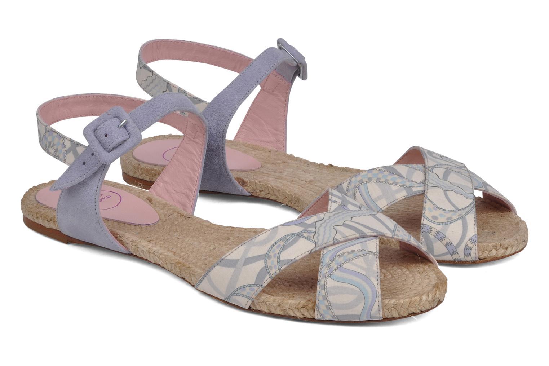 Sandales et nu-pieds Annabel Winship Hopper Gris vue 3/4