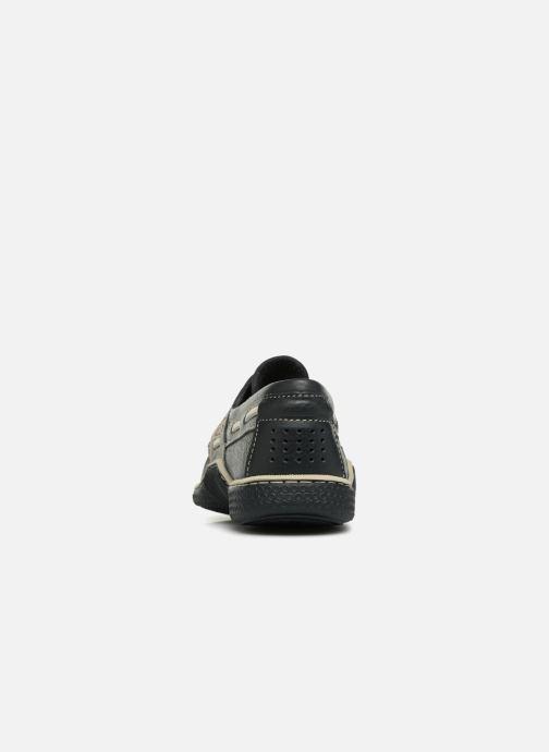 Zapatos con cordones TBS Globek Negro vista lateral derecha
