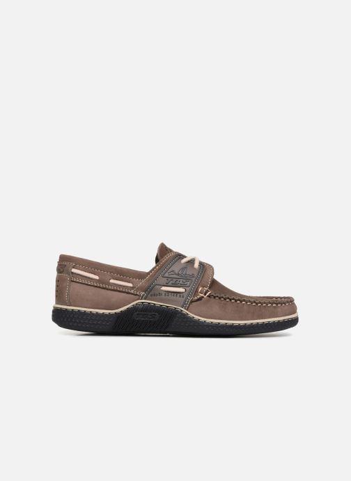 Chaussures à lacets TBS Globek Gris vue derrière