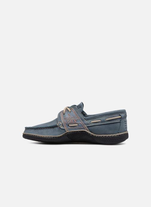 7edb41fb763b61 TBS Globek (Bleu) - Chaussures à lacets chez Sarenza (344701)