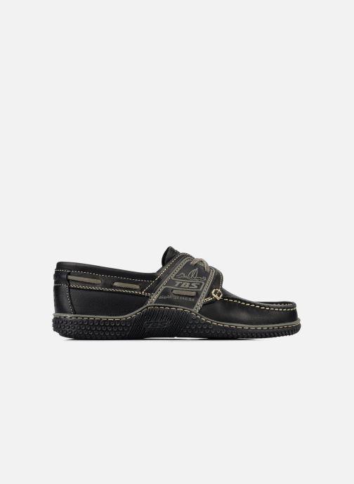 Chaussures à lacets TBS Globek Noir vue derrière