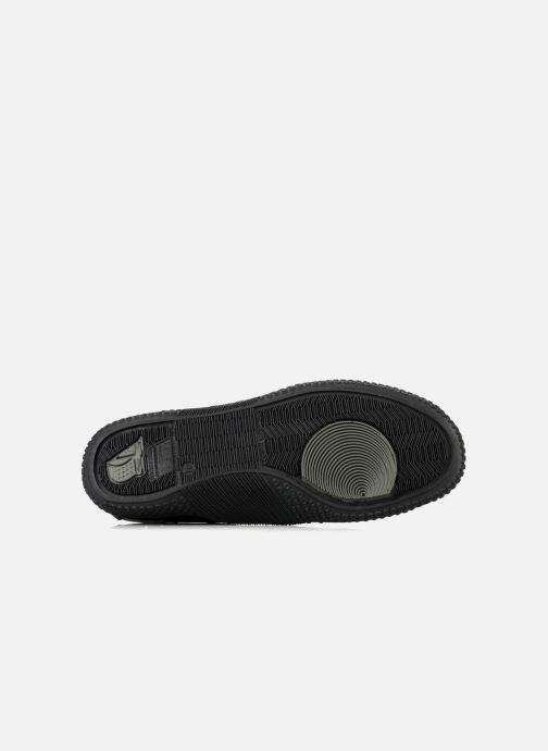 Chaussures à lacets TBS Globek Noir vue haut