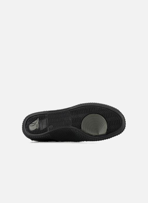 Lace-up shoes TBS Globek Black view from above