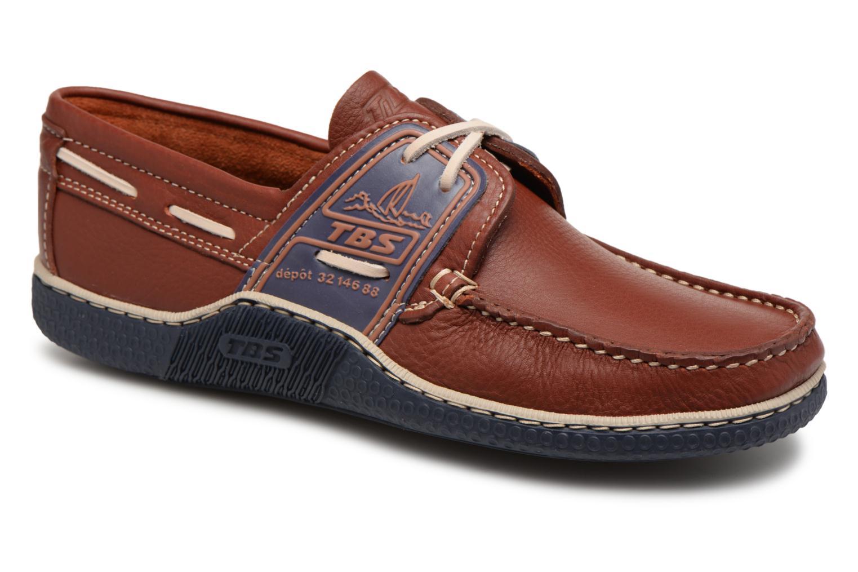 51df09176e8 TBS Globek (Marron) - Chaussures à lacets chez Sarenza (329315)