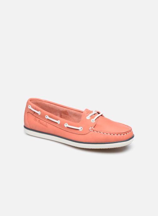 Zapatos con cordones TBS Clamer Naranja vista de detalle / par