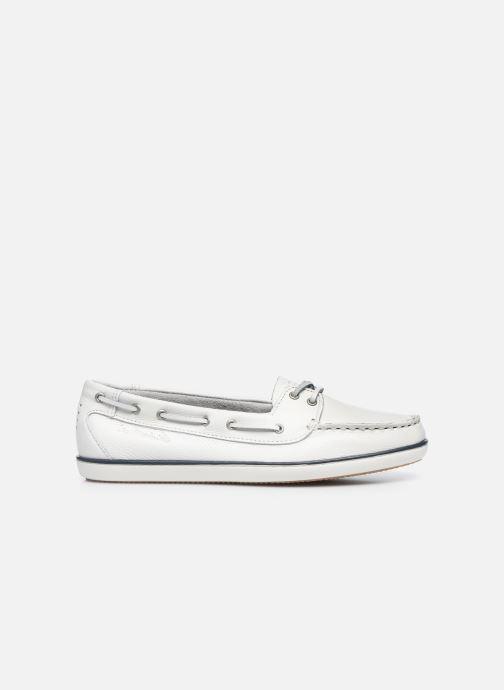 Zapatos con cordones TBS Clamer Blanco vistra trasera