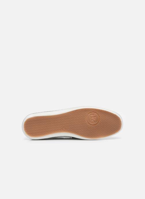 Chaussures à lacets TBS Clamer Blanc vue haut