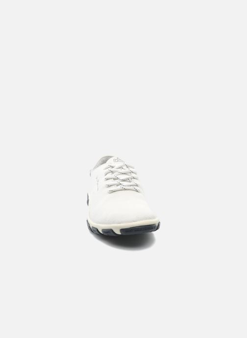 Scarpe con lacci TBS Jazaru Bianco modello indossato