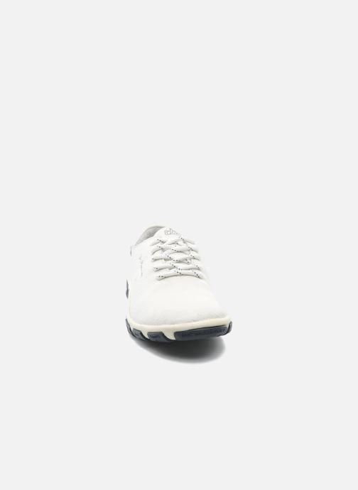 Chaussures à lacets TBS Jazaru Blanc vue portées chaussures