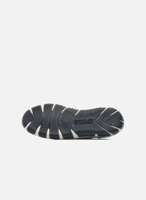 Chaussures à lacets TBS Jazaru Blanc vue haut
