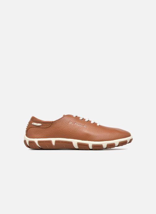 Chaussures à lacets TBS Jazaru Marron vue derrière