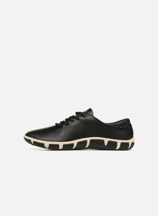 Chaussures à lacets TBS Jazaru Noir vue face