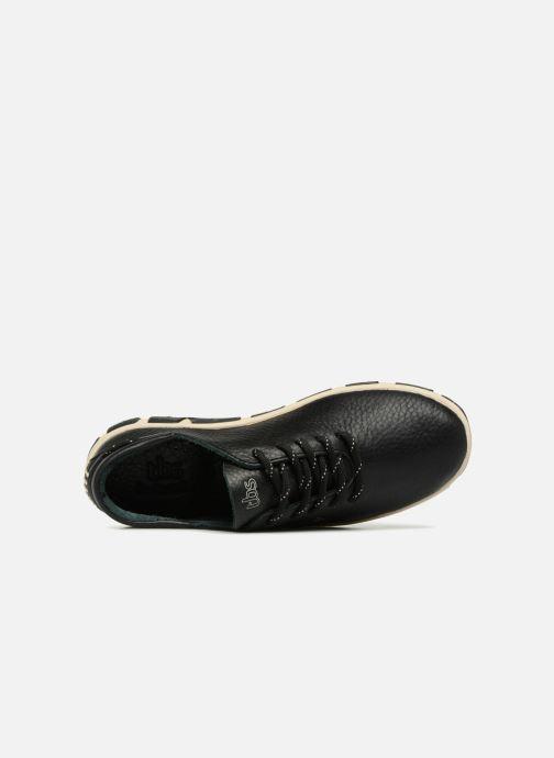 Chaussures à lacets TBS Jazaru Noir vue gauche