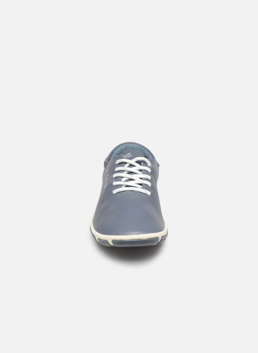 Lace-up shoes TBS Jazaru Blue model view
