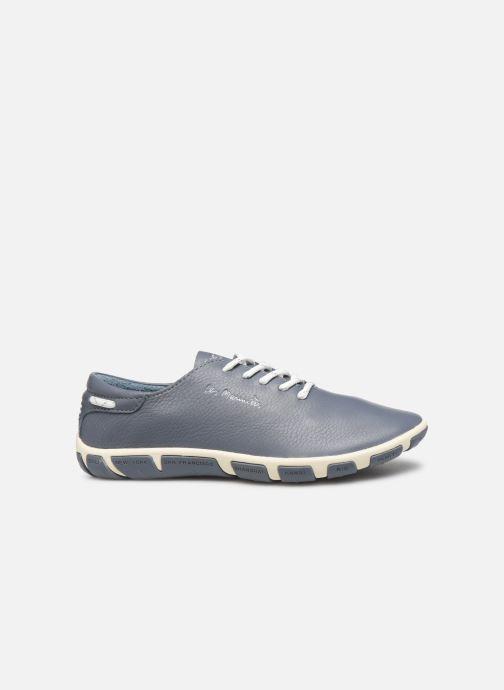 Chaussures à lacets TBS Jazaru Bleu vue derrière