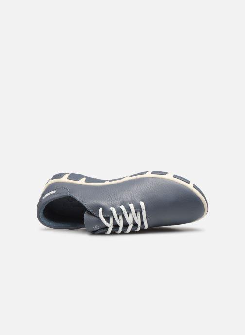 Chaussures à lacets TBS Jazaru Bleu vue gauche