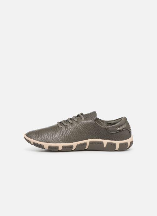 Chaussures à lacets TBS Jazaru Gris vue face