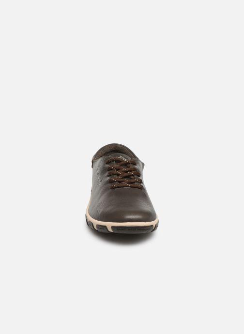 Chaussures à lacets TBS Jazaru Gris vue portées chaussures