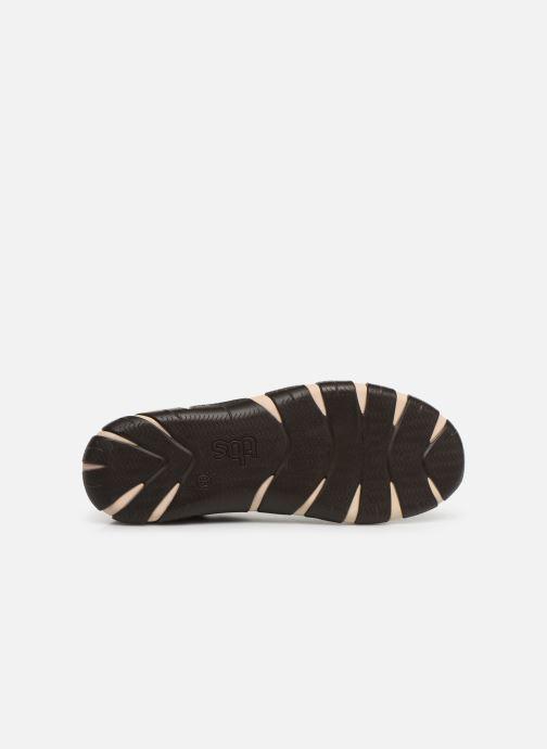 Chaussures à lacets TBS Jazaru Gris vue haut