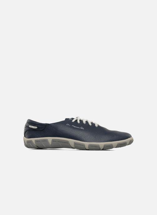 Zapatos con cordones TBS Jazaru Azul vistra trasera