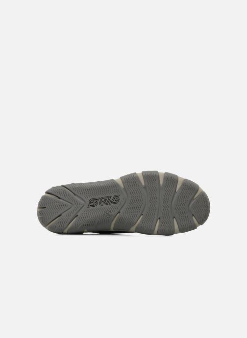 Zapatos con cordones TBS Jazaru Azul vista de arriba
