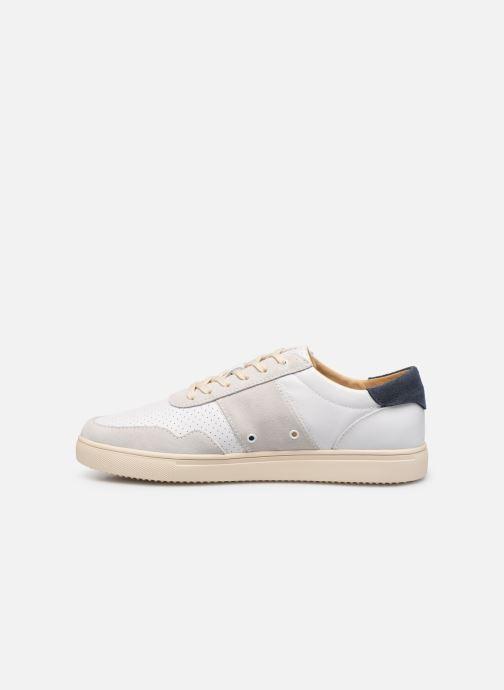 Sneakers Clae Gregory Beige voorkant