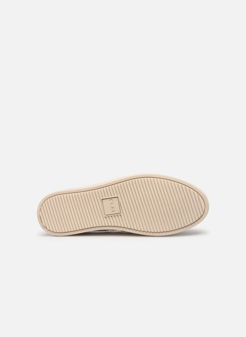 Sneakers Clae Gregory Beige boven