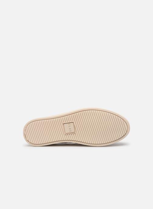 Sneakers Clae Gregory Beige boven