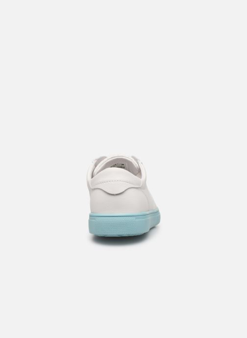 Sneakers Clae Gregory Bianco immagine destra