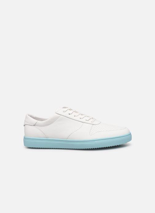 Sneakers Clae Gregory Bianco immagine posteriore