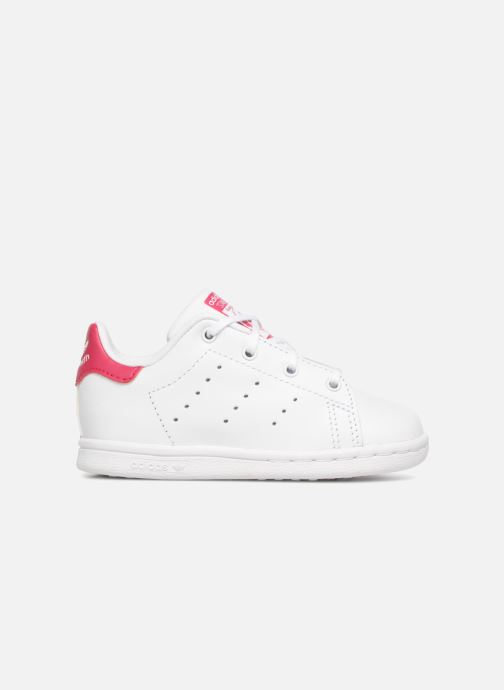 Baskets Adidas Originals Stan smith i Blanc vue derrière