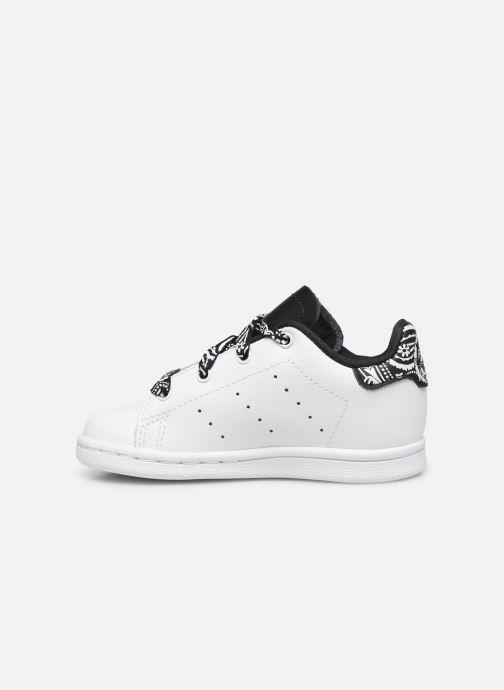 Sneaker adidas originals Stan smith i weiß ansicht von vorne