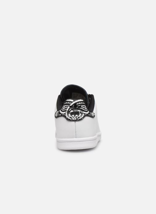 Sneakers adidas originals Stan smith i Bianco immagine destra