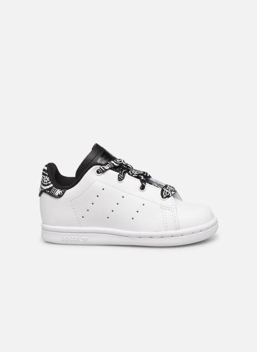 Sneaker adidas originals Stan smith i weiß ansicht von hinten