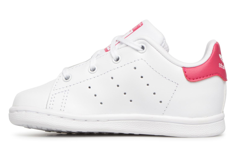 Baskets Adidas Originals Stan smith i Blanc vue face
