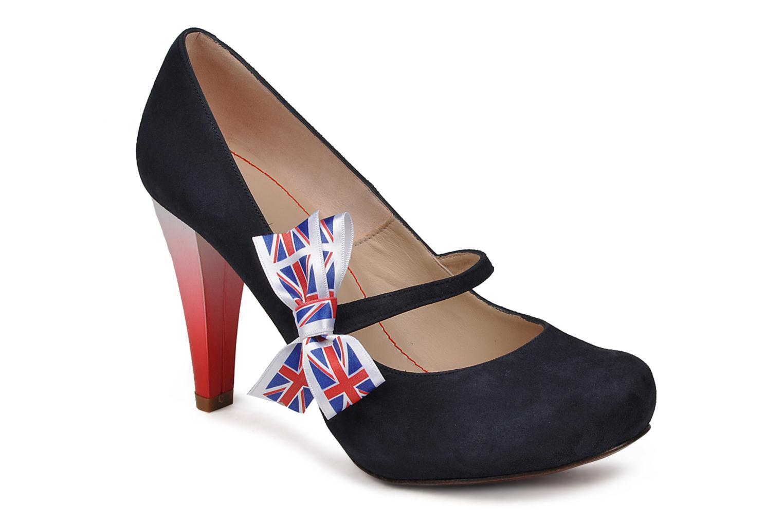 Høje hæle Jancovek Alister Multi detaljeret billede af skoene