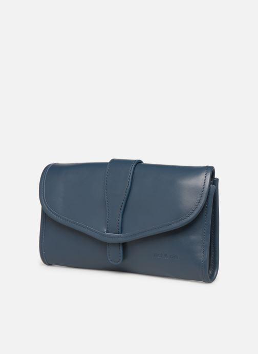 Portemonnaies & Clutches Nat & Nin Patty blau schuhe getragen