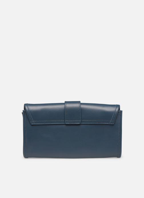 Portemonnaies & Clutches Nat & Nin Patty blau ansicht von vorne