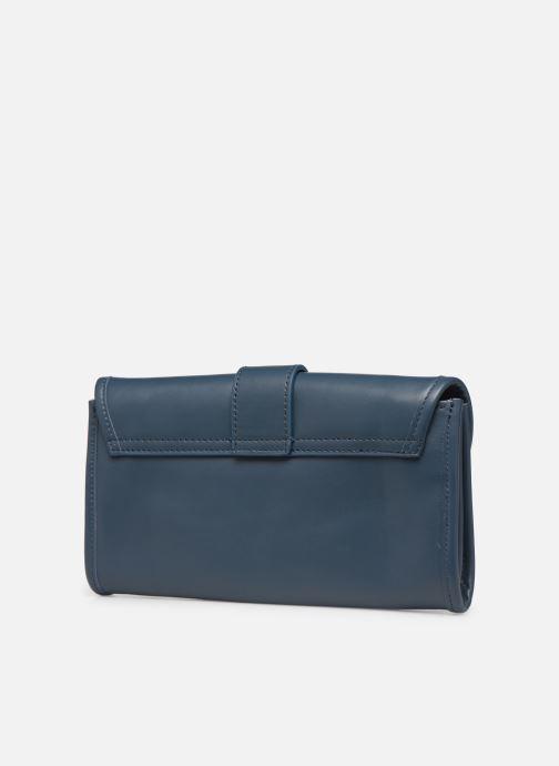 Portemonnaies & Clutches Nat & Nin Patty blau ansicht von rechts