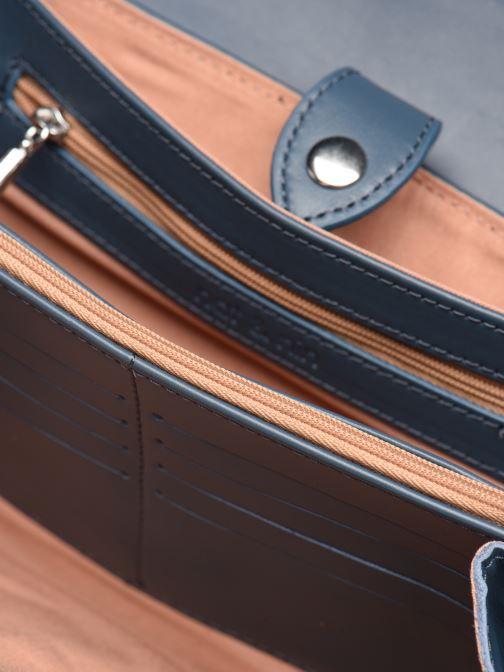 Portemonnaies & Clutches Nat & Nin Patty blau ansicht von hinten